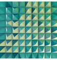 3D abstract creative background vector image