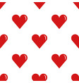 heart shapes a symbol of love and romance vector image