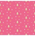 pattern for Baby girl vector image