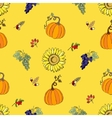 Seamless pattern Thanksgiving-022 vector image