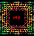 abstract background fashion vector image