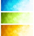 Abstract technology background in color vector image