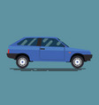 cool car coupe vector image