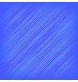 Blue Diagonal Lines Background vector image