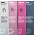 Elements for your design vector image