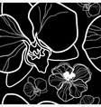 flower seamless 13 vector image vector image