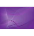 Abstract purple vector image vector image