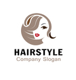 Hairstyle v3 Design vector image