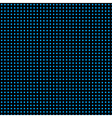 Black and blue vector image vector image