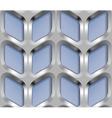Abstract Metal Lattice Seamless Pattern vector image