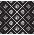seamless pattern of squares inside a different vector image