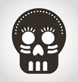 mexican mask vector image