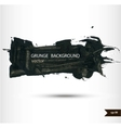 Splash banners Grunge background vector image vector image