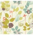 nature seamless background vector image