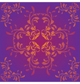 Purple pattern background vector image