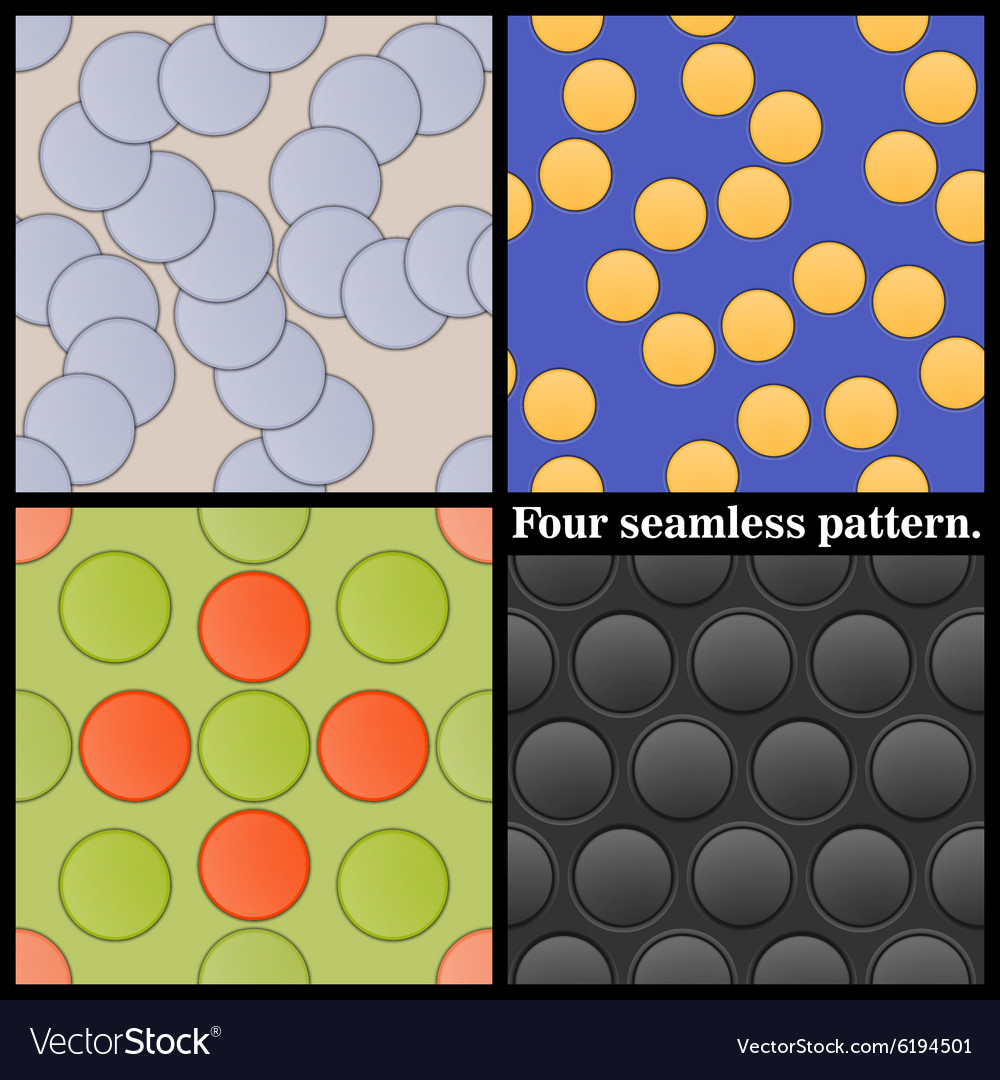 Eamless pattern vector