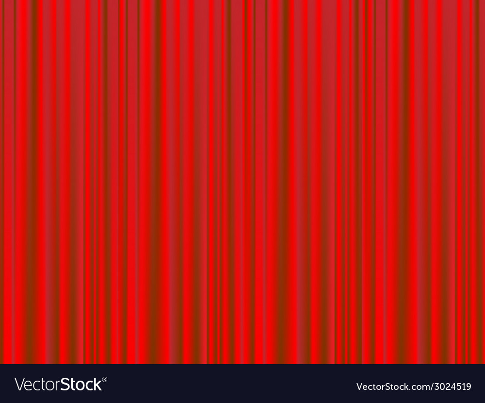 Curtain444 vector