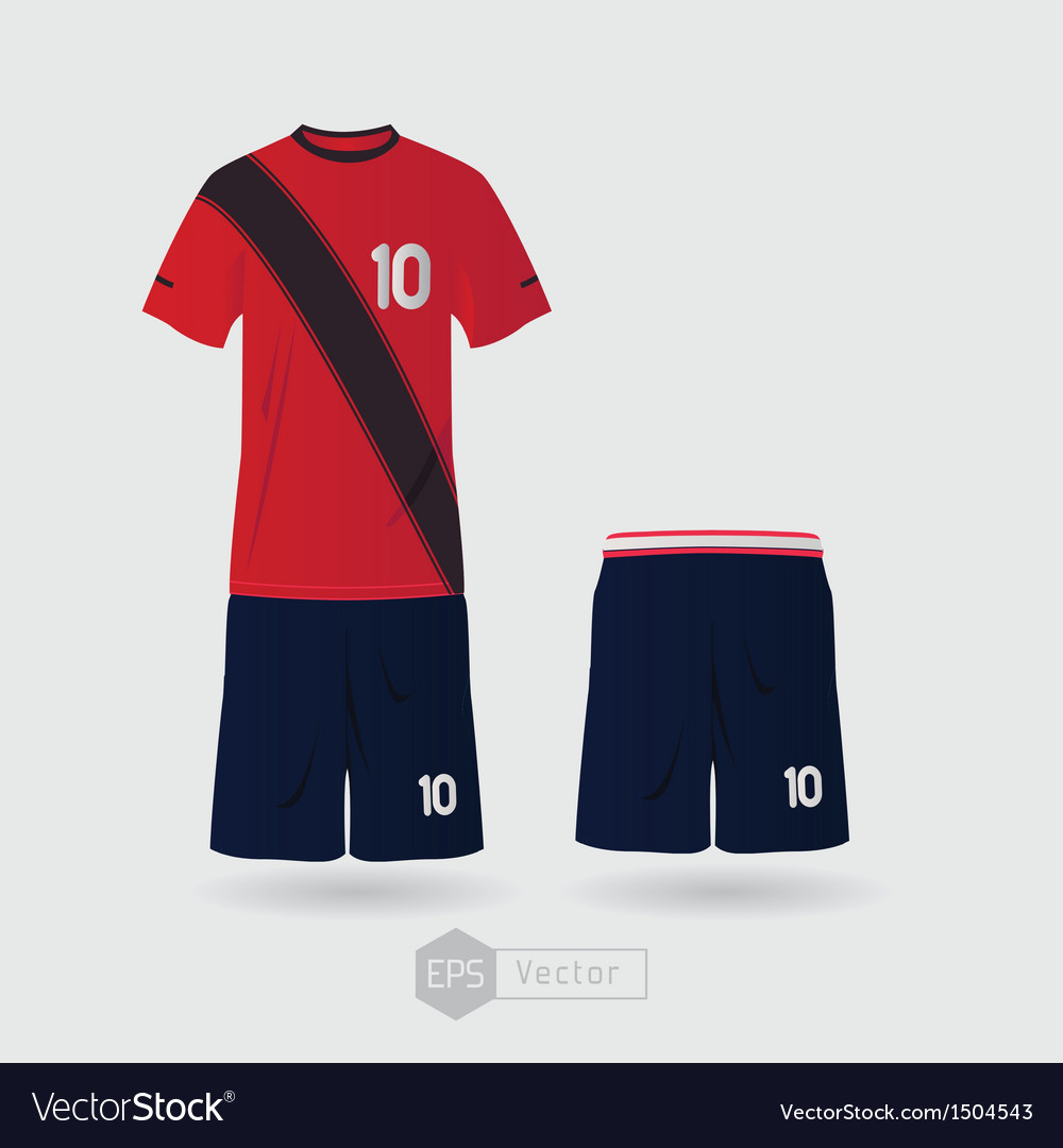 Usa team uniform 02 vector