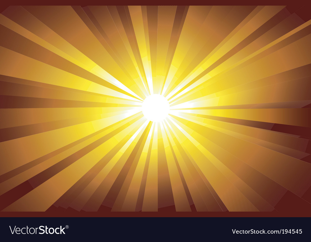 Star light background vector