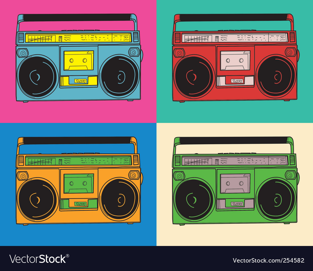 Retro radio vector