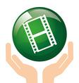 service provider vector image