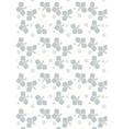 Light blue cornflowers vector image