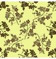 Beige briar pattern vector image