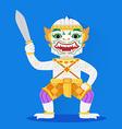 Hanuman vector image