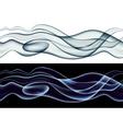 Smoke pattern vector image vector image