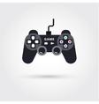 joystick game control vector image