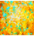 Colorful business background vector image