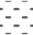 rock collar pattern seamless vector image