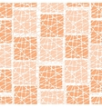 Abstract mosaic square texture vector image vector image
