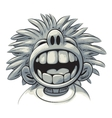 overjoyed laugh vector image