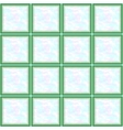 seamless pattern marble tiles vector image