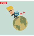 Thief and spam mail - - EPS10 vector image