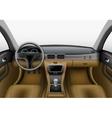 Car Interior Light vector image