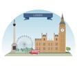 London vector image