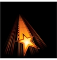 upcoming new movies vector image