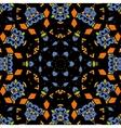 seamless pattern Oriental mandala endless vector image vector image