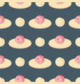 meat products ingredient seamless pattern vector image