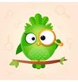 bird loop vector image