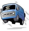 Fun Van vector image
