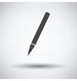 Liner pen icon vector image