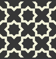 seamless pattern moroccan vector image