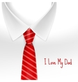Happy Father s Day EPS 10 vector image vector image