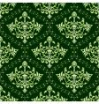 Indian floral pattern vector image vector image