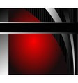 Abstract dark red background with place for text vector image