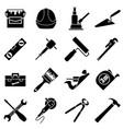 sixteen industrial construction engineering vector image