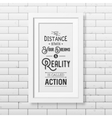 Quote typographical Background vector image